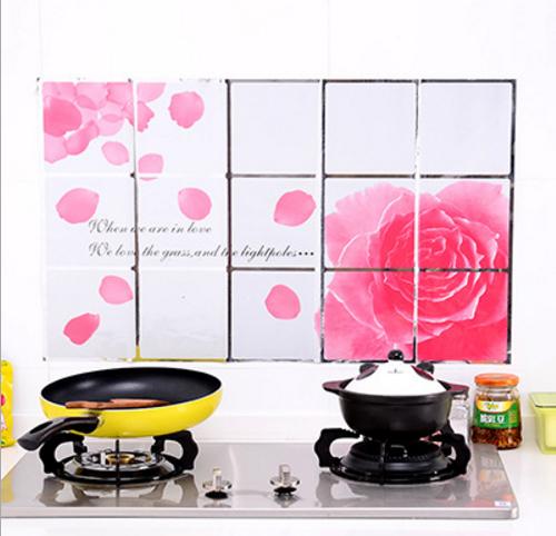 Giấy dán nhiệt trang trí nhà bếp