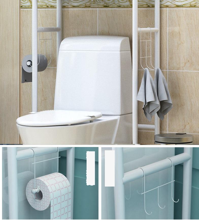 Kệ để tường phòng tắm, nhà vệ sinh