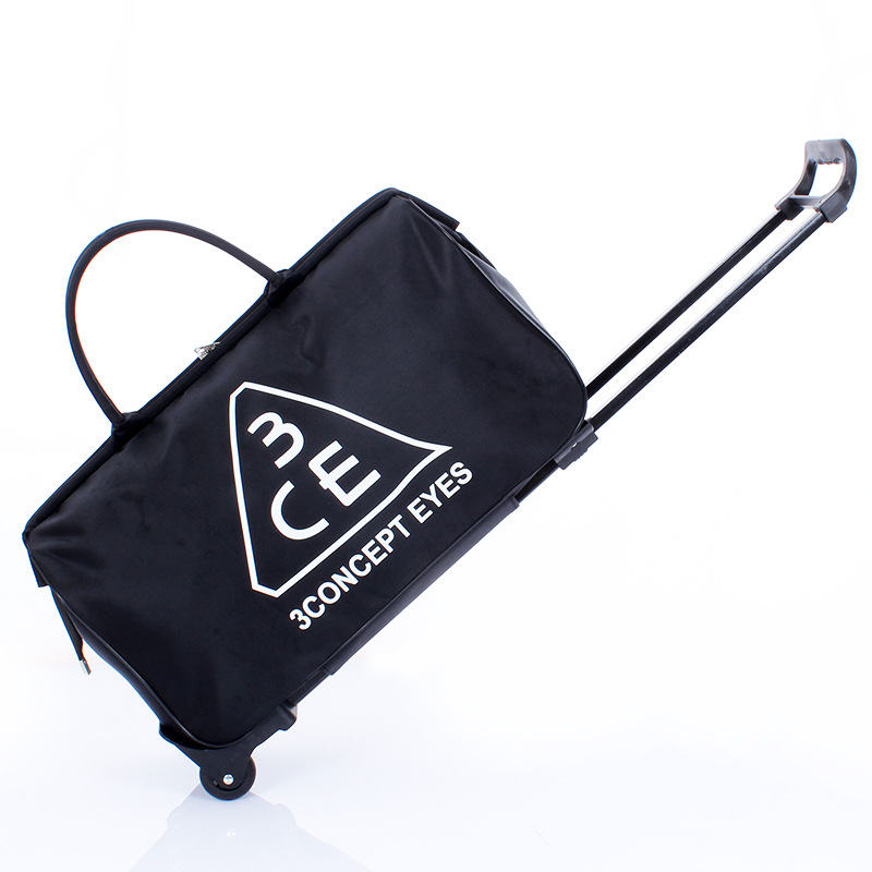 Túi kéo du lịch có bánh xe tiện dụng 3CE