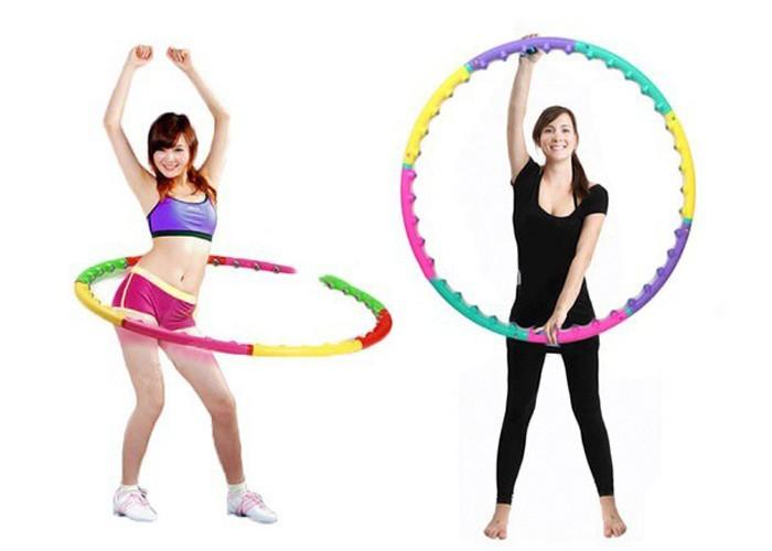 Vòng lắc giảm eo Massage Hoop