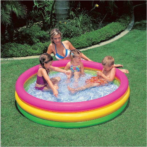 Hồ bơi Intex 57412 cho bé (114-25CM)