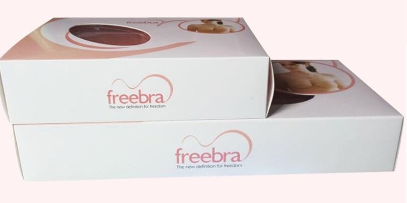 Áo ngực khe xoài Freebra