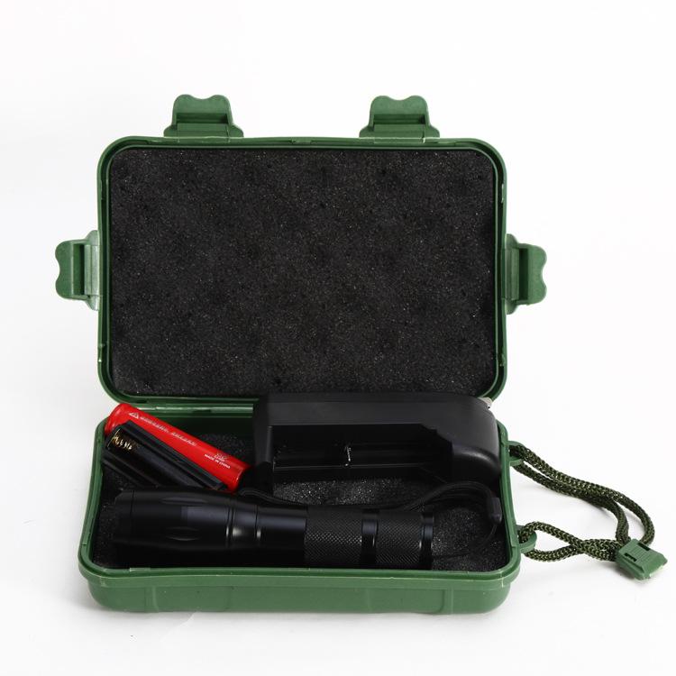 Đèn pin T6 Full box