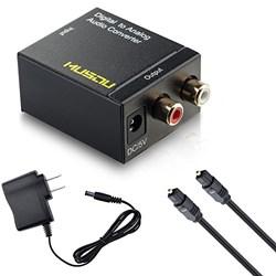 Bộ chuyển đổi Digital Audio converter sang Analog
