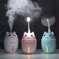 Phun sương hình mèo