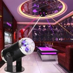 Đèn laser xoay