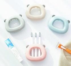 Treo bàn chải đánh răng hình gấu