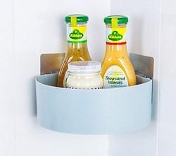Kệ góc nhà tắm nhà bếp chất liêu nhựa cao cấp