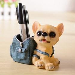 Hộp bút chú chó