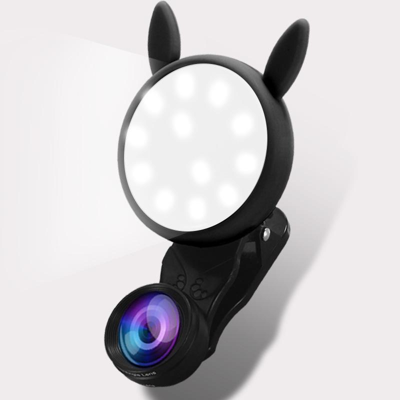 Đèn led chiếu sáng chụp hình