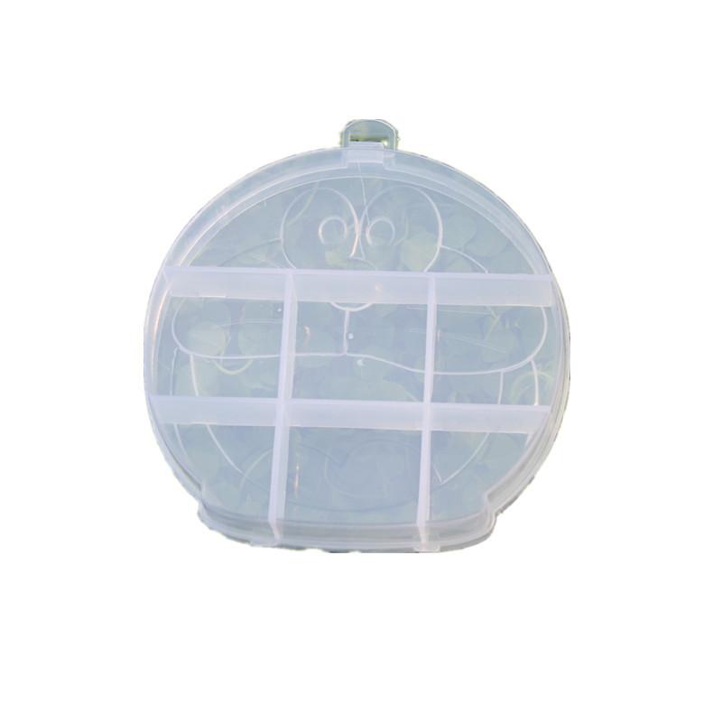 Hộp đựng trang sức bằng nhựa hình doremon