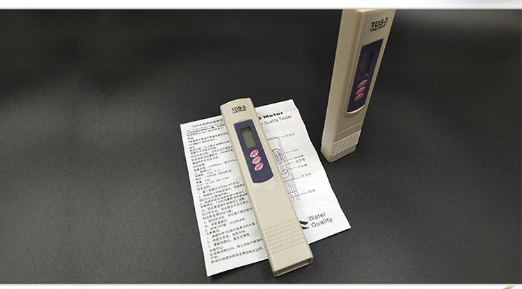 Bút giám sát chất lượng nước TDS-3