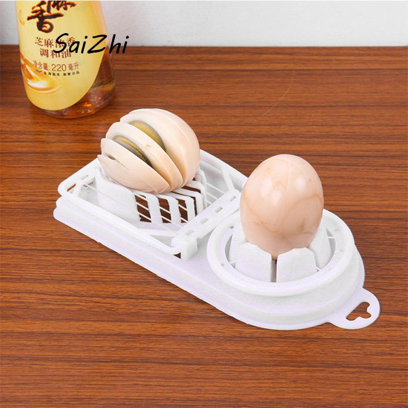 Máy cắt trứng 2in1