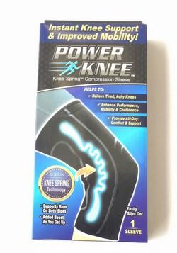 Băng đô hỗ trợ đầu gối Power Knee