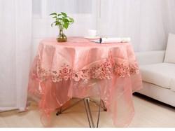 Khăn trải bàn bằng nhựa dùng 1 lần