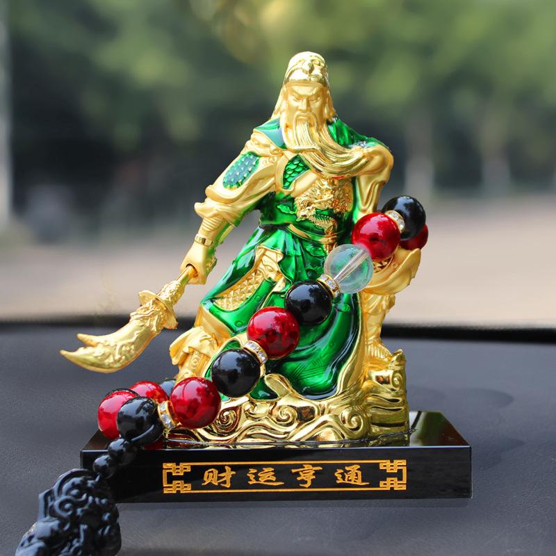 Tượng Phật Quang Công Trang Trí Xe Hơi