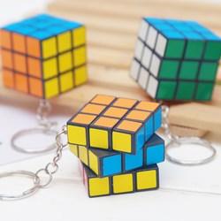 Móc Khóa Hình Rubik