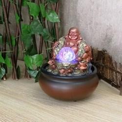 Thác Nước Phong Thủy Tượng Phật