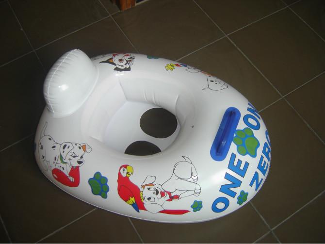 Thuyền Phao Bơi Cho Bé