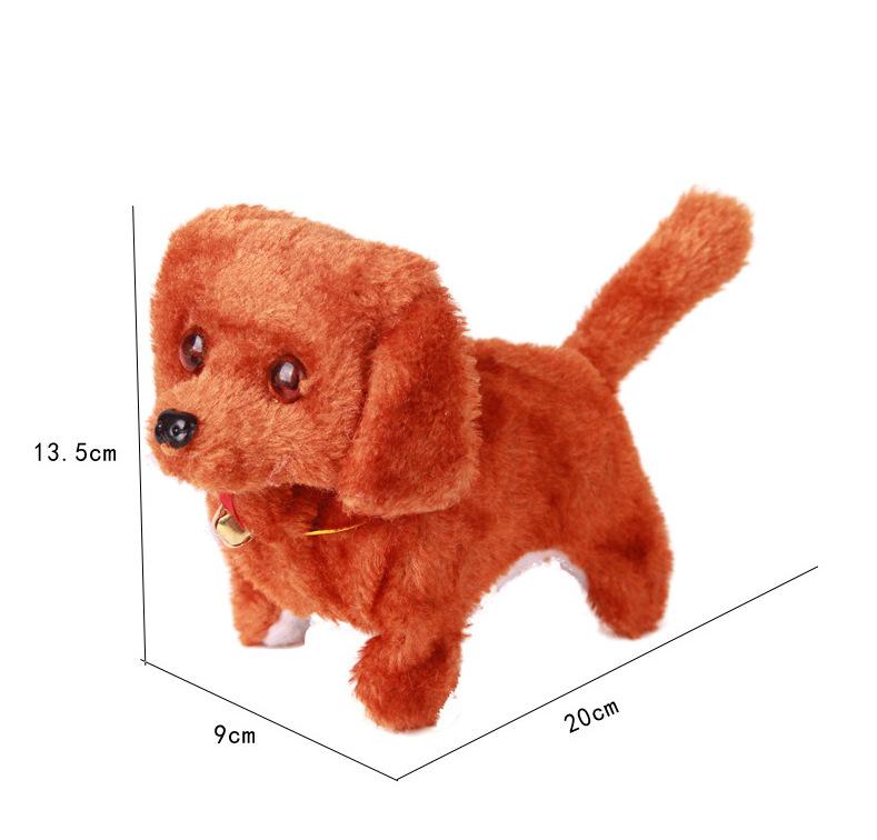 Chó Con Đồ Chơi Phát Ra Tiếng