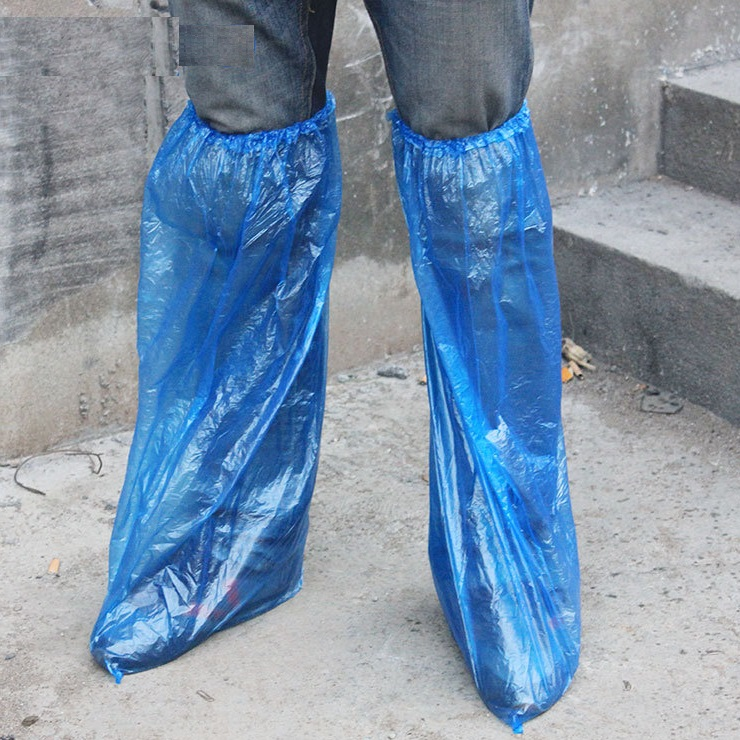 Bọc Giày Dài Dùng 1 Lần cổ cao