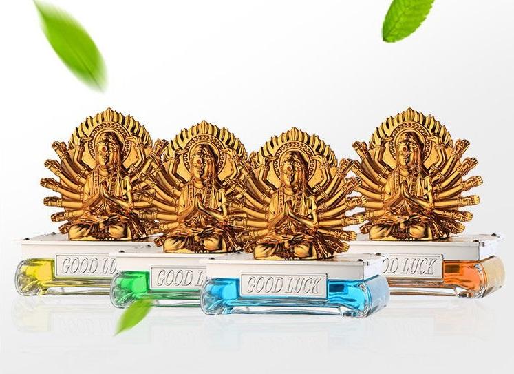Nước Hoa Trang Trí Xe Hơi Tượng Phật Nghìn Tay