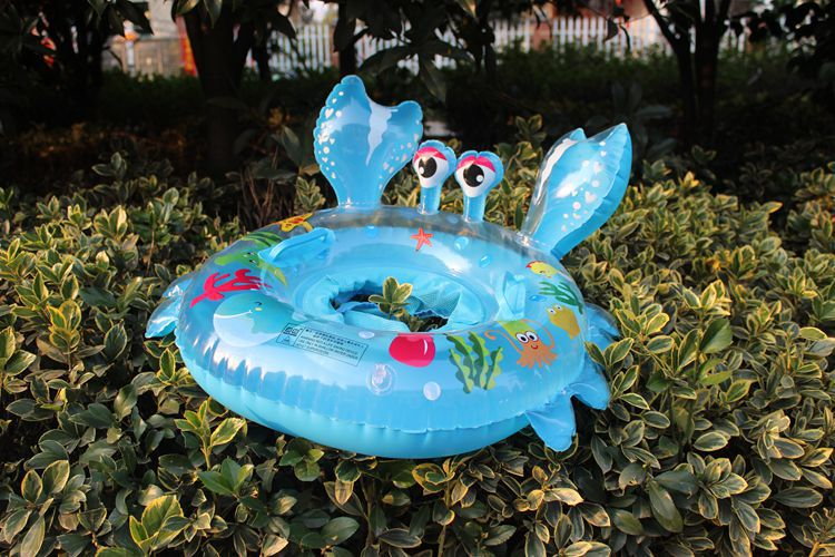 Phao Bơi Hình Cua Cho Bé