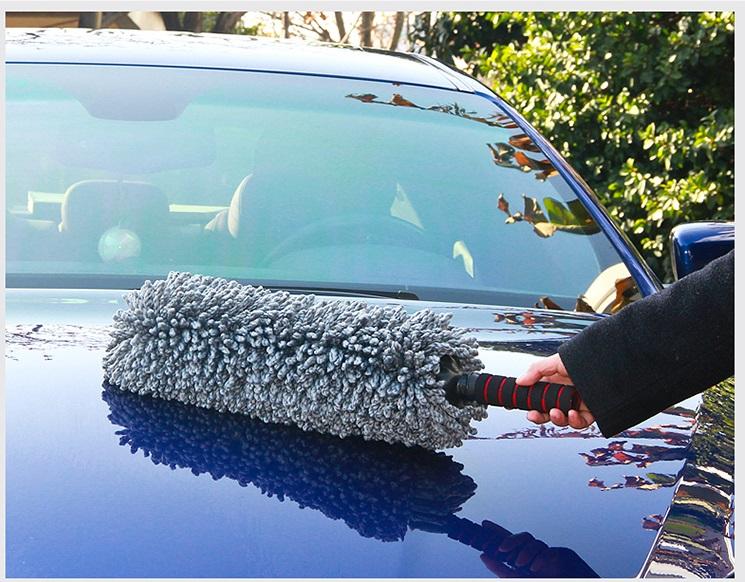 Dụng cụ lau chùi xe ô tô