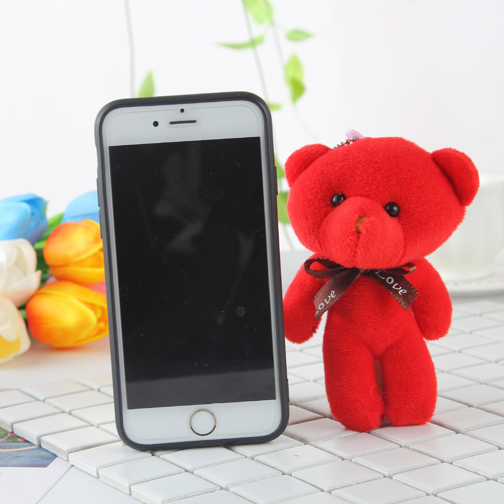 Gấu bông có móc khóa