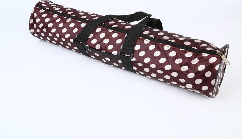 Túi đựng yoga chống nước hoa văn
