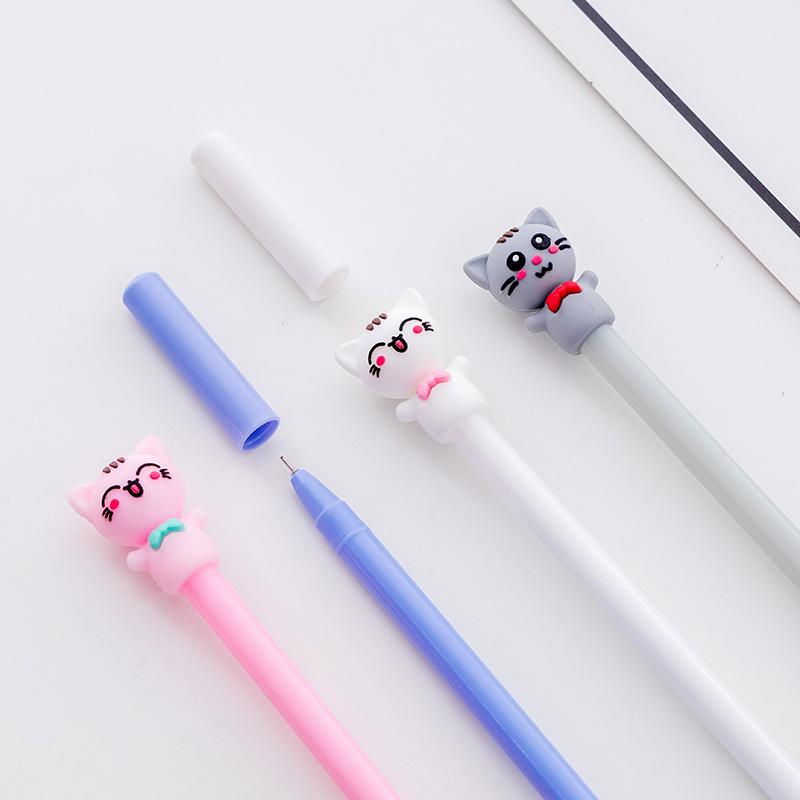 Bút bị hình mèo