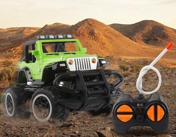 Xe ô tô đồ chơi điều khiển từ xa 4 chiều