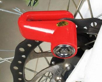 ổ khóa phanh xe đạp