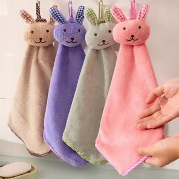 Khăn lau tay hình thỏ
