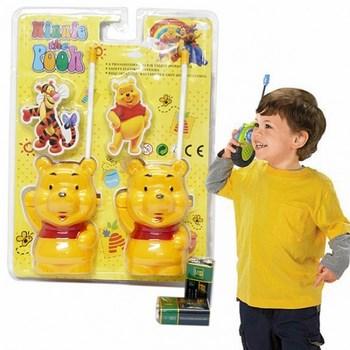 Combo 2 máy bộ đàm hoạt hình đồ chơi cho bé