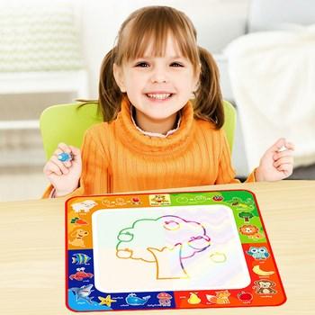 Đồ chơi ve tranh magic water canvas cho bé
