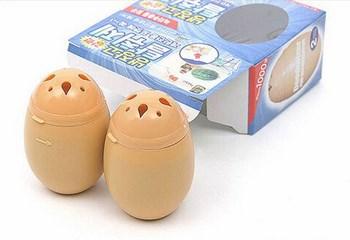 Khử mùi tủ lạnh hình trứng