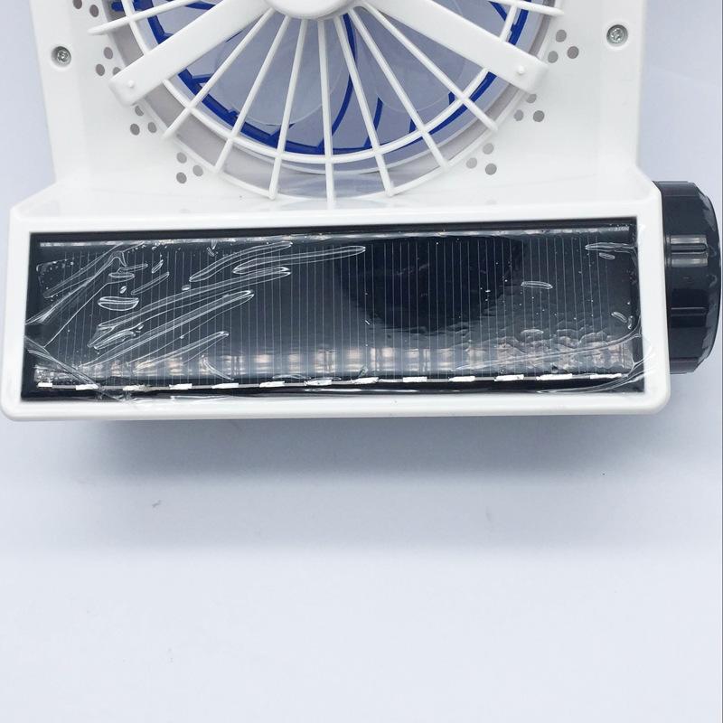 Quạt mini năng lượng mặt trời