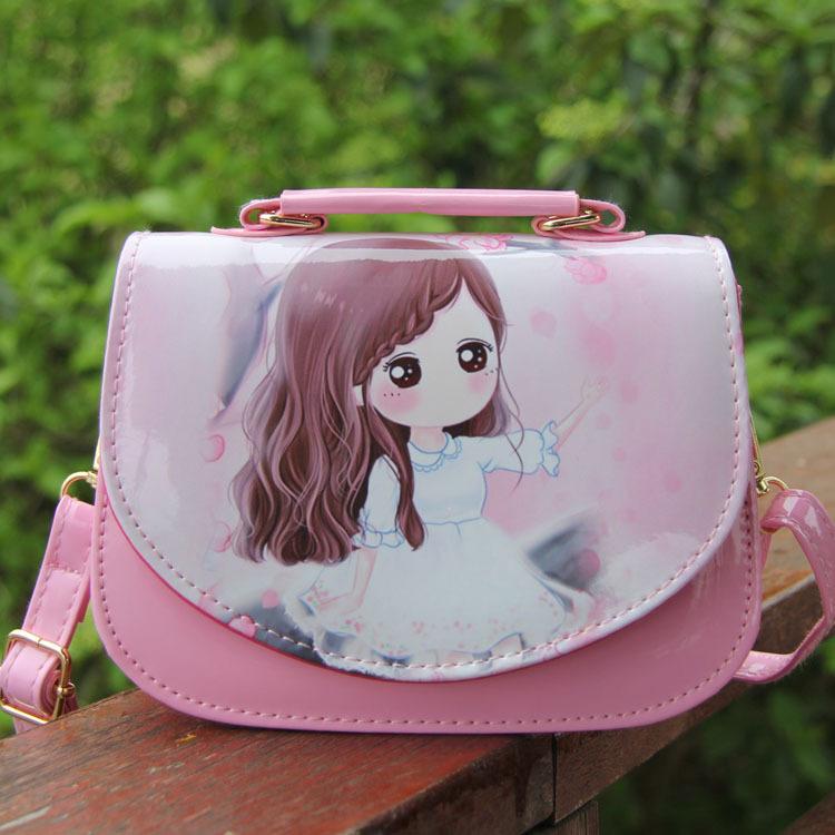 Túi xách hình búp bê dễ thương