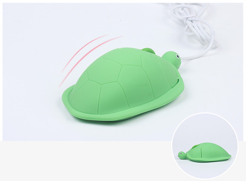 Chuột máy tính hình rùa