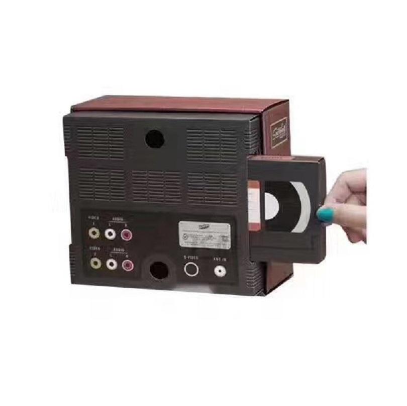 Hộp kính 3D TV phóng to màn hình điện thoại