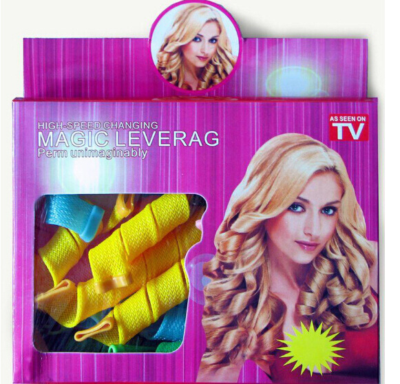 Bộ uốn tóc không nhiệt MAGLC LEVERAG