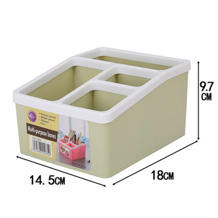 Hộp lưu trữ đa chức năng 4 ngăn