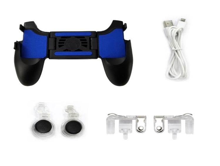 Combo tay cầm và nút chơi game SP+