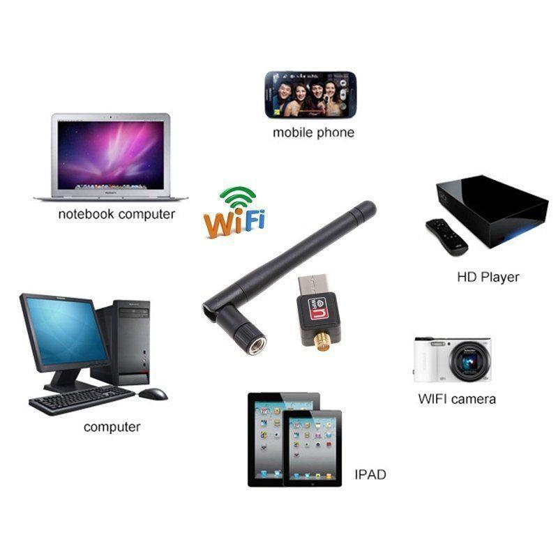 USB thu sóng wjfj cho máy tính