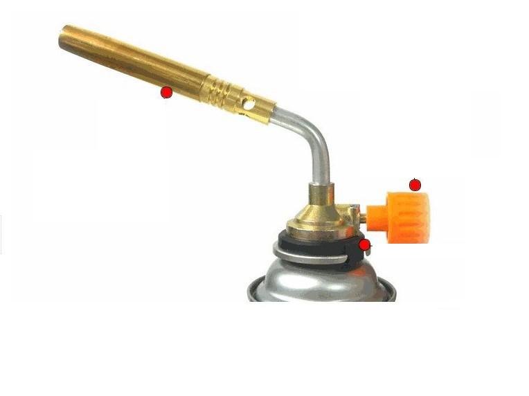 Súng khò lửa 1 ống