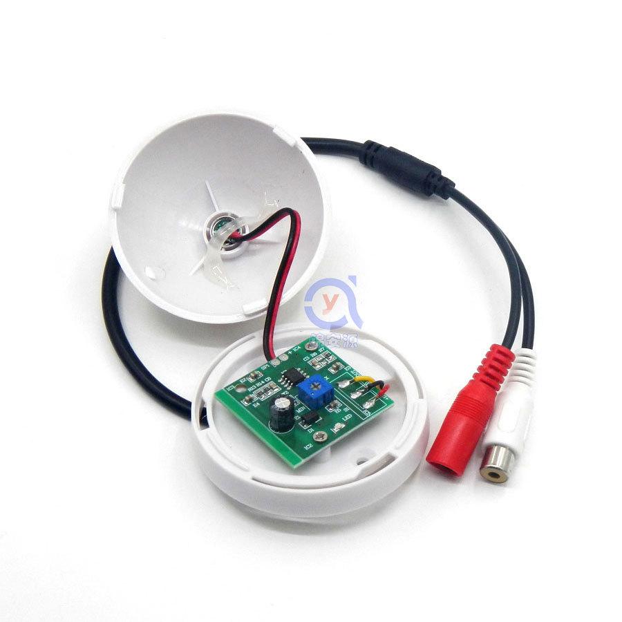 Máy dò thu âm độ trung thực hình bán cầu