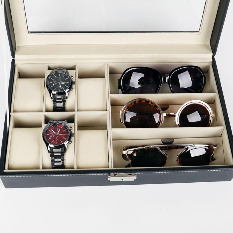 Hộp đựng kính và đồng hồ