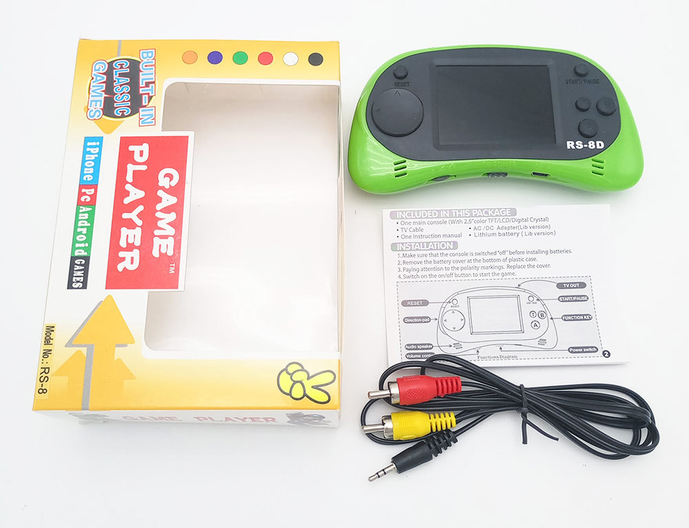 Máy chơi game Dream Dragon RS-8