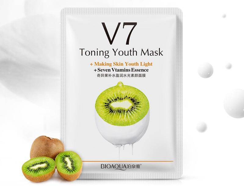 Mặt nạ dưỡng da V7 BIOAQUA